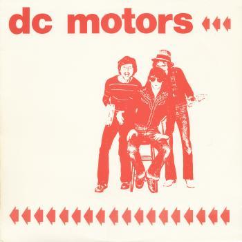 dc motors front cover