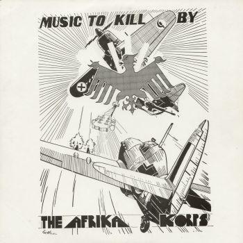 afrika korps front cover