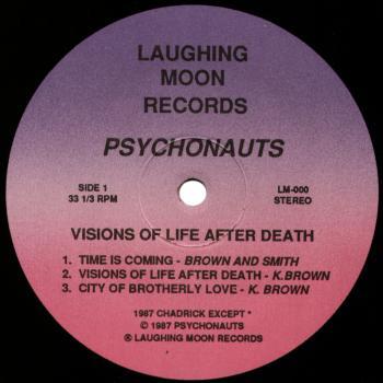 psychonauts black vinyl