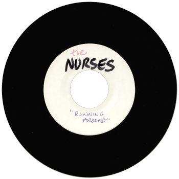 nurses black vinyl sleeve variation