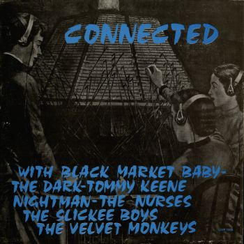 connected black front cover