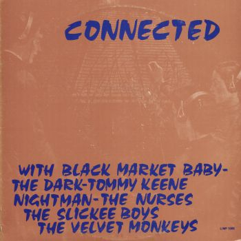 connected brown front cover