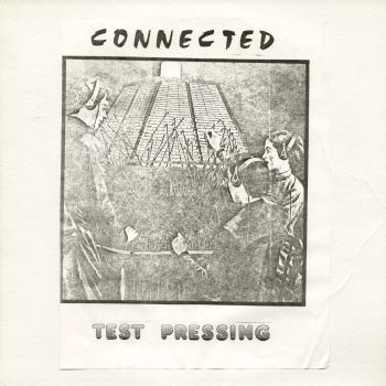 connected test pressing front cover