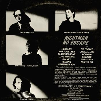 nightman back cover