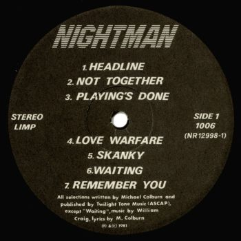 nightman label