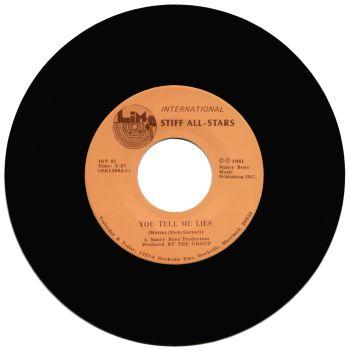 stiff all stars boys vinyl
