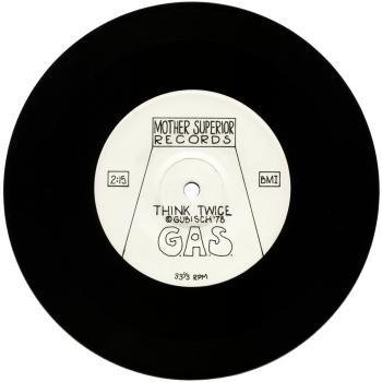 GAS vinyl