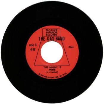 gas band vinyl