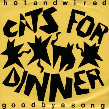 cats for dinners front cover