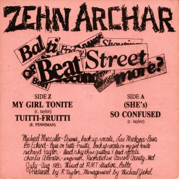 zehn archar back cover
