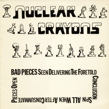 nuclear crayons front cover