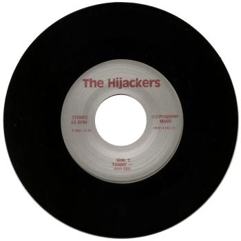 hijackers vinyl