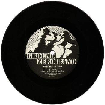 ground zero band vinyl