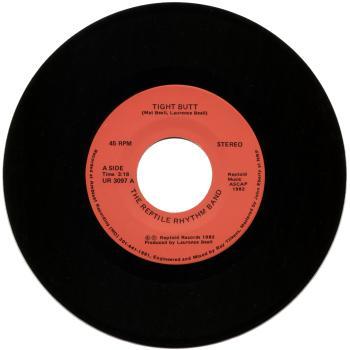 reptile rhythm band vinyl