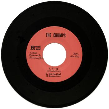chumps black vinyl
