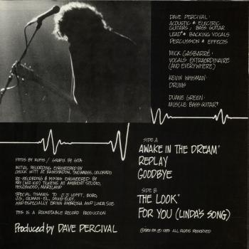 dave percival back cover