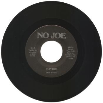 no joe vinyl