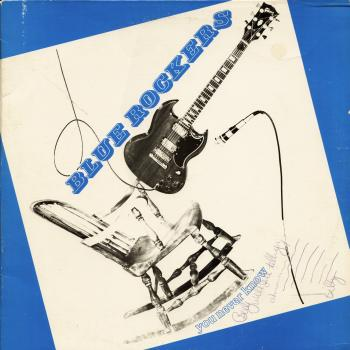 blue rockers front cover