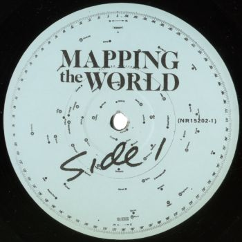 mapping the world vinyl