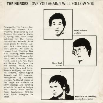 nurses back cover