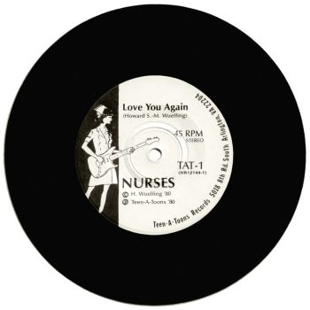 nurses vinyl