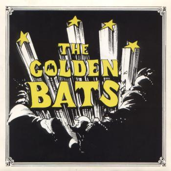 golden bats front cover