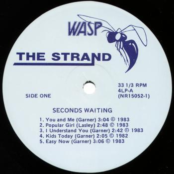 strand vinyl