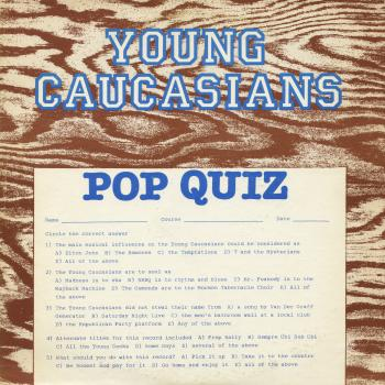 young caucasians front cover