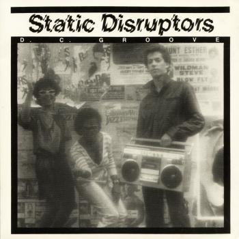 static disruptors front cover