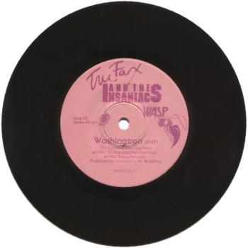 tru fax vinyl