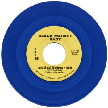 black market baby blue vinyl
