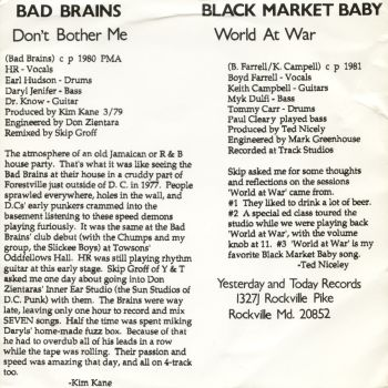 black market baby back cover
