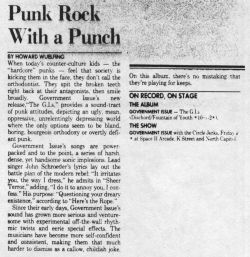 gi punk with punch