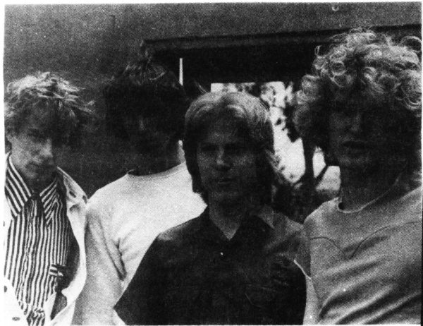 the dils' first lineup
