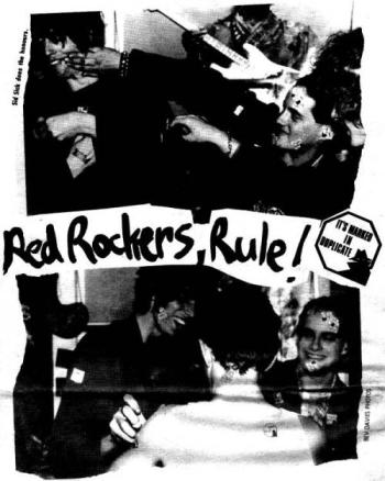 red rockers rule