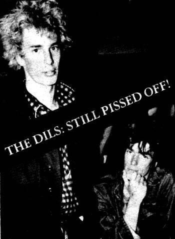 dils-still pissed off