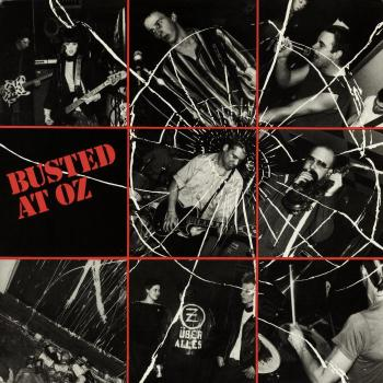busted at oz cover