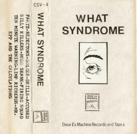 what syndrome