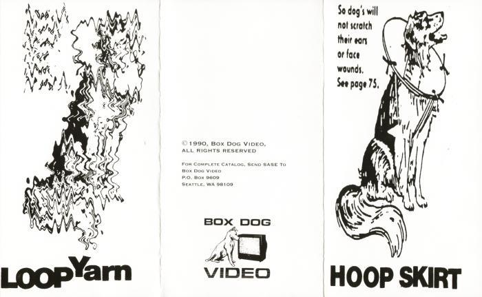 hoop skirt loop yarn insert