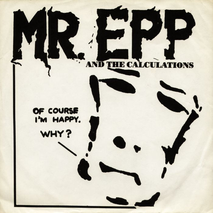 mr epp of course i'm happy, why? front cover