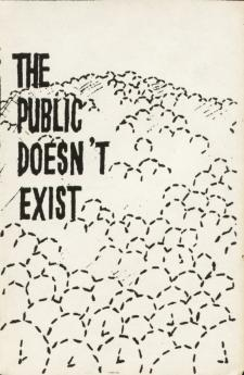 the public doesn't exist