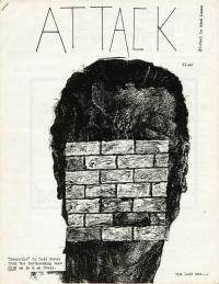 attack fanzine number 9 cover