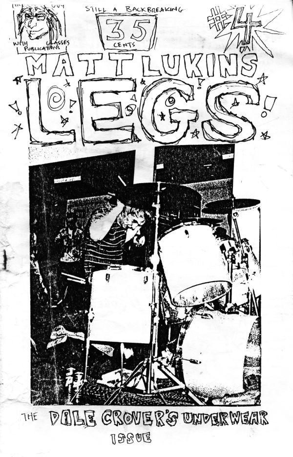 matt lukin's legs cover