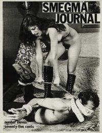 smegma journal fanzine number 11 cover