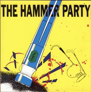 Hammer Party front cover
