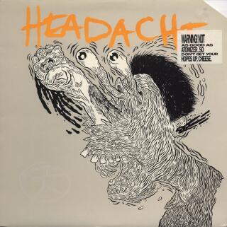 headache front cover