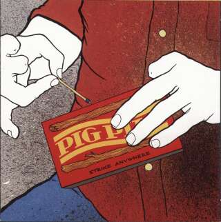 Pig Pile CD front