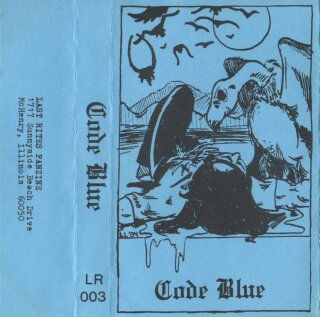 code blue front cover
